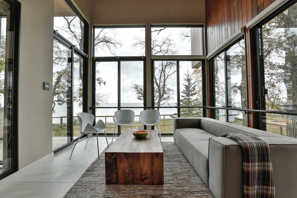 Unit 7 Architecture | Projects - Winnipeg Beach Summer Home