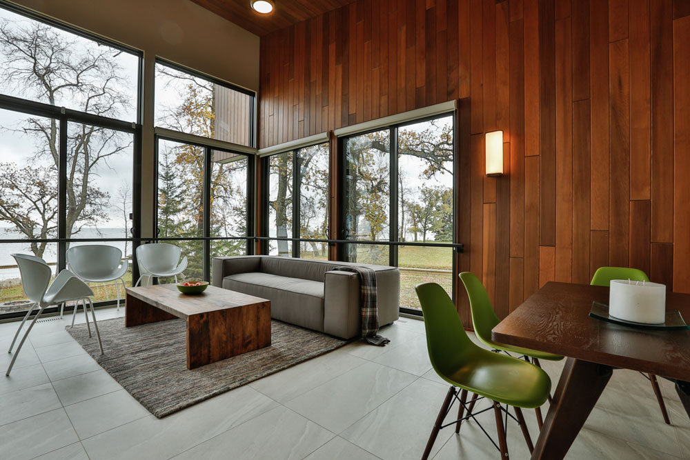 Unit 7 Architecture | Interiors - Winnipeg Beach