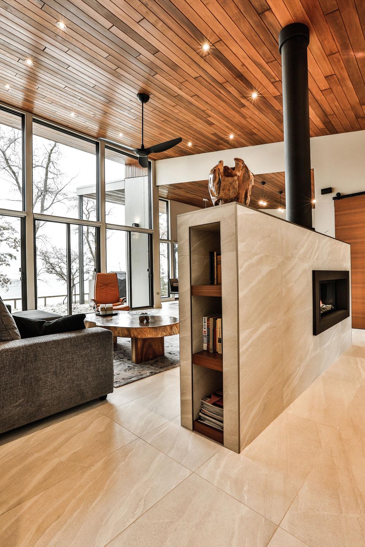 Unit 7 Architecture | Interiors - Winnipeg Beach Summer Home