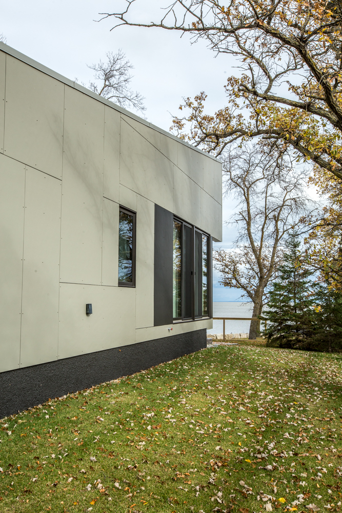 Unit 7 Architecture | Projects - Winnipeg Beach Summer Home