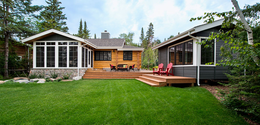 Unit 7 Architecture | Projects - Victoria Beach Summer Home NI