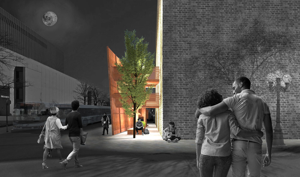 Unit 7 Architecture | Projects - Winnipeg 1919 General Strike Competition - Finalist