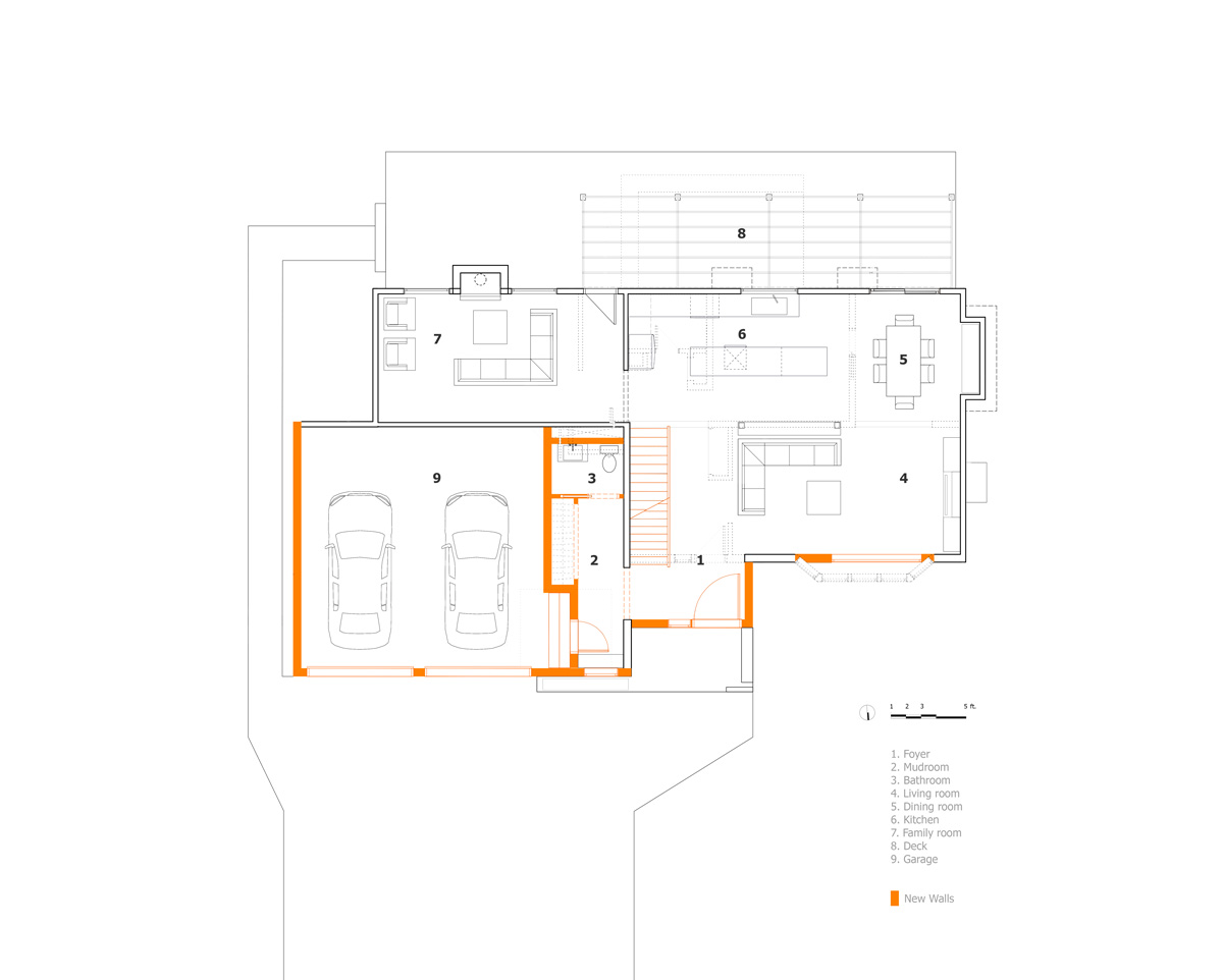 Unit 7 Architecture   Projects - Ramsgate Residence