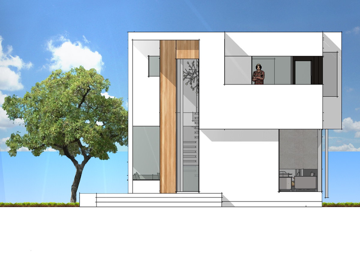 Unit 7 Architecture   Projects - B2L5 RESIDENCE