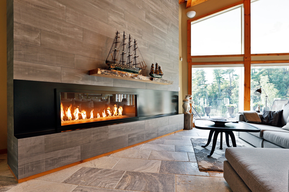 Unit 7 Architecture | Projects - Lake of the Woods Summer Home