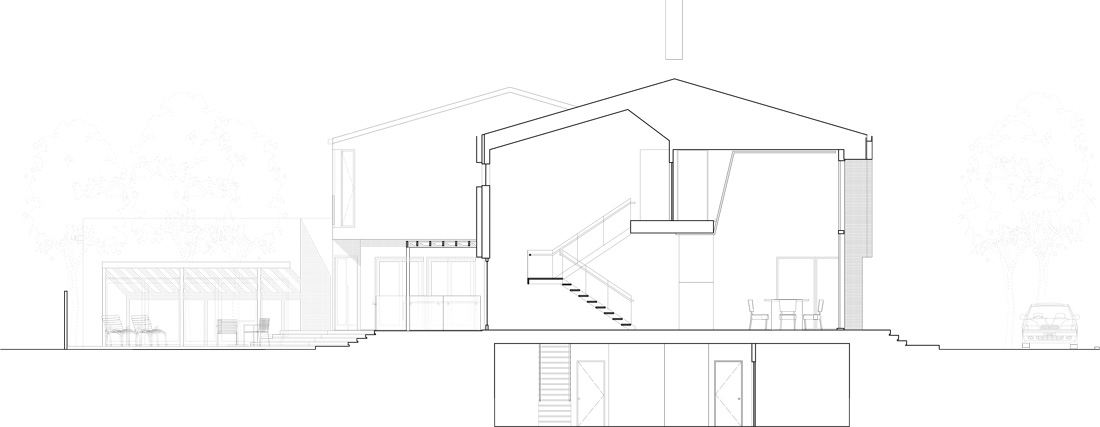 Unit 7 Architecture | Projects - Grenfell Residence WP - SECTION