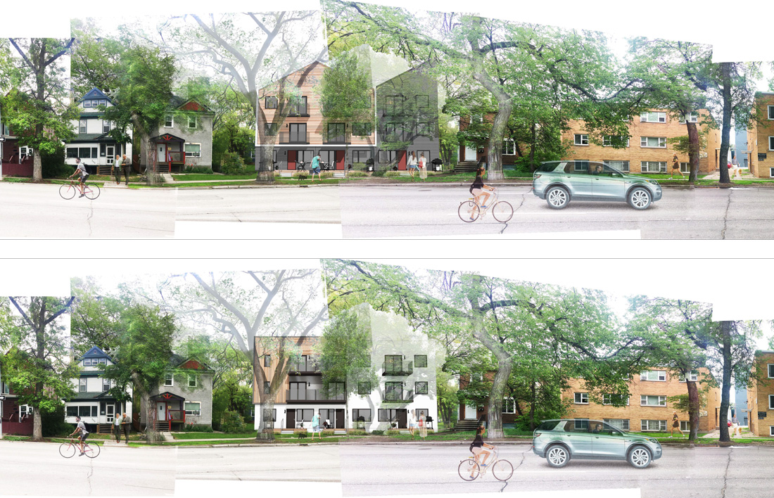 Unit 7 Architecture | Projects - Maryland Winnipeg - DESIGN STUDY
