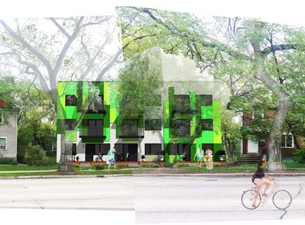 Unit 7 Architecture | Projects - Maryland Winnipeg