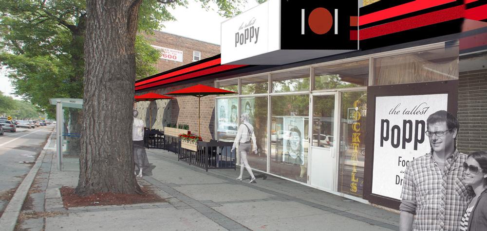 Unit 7 Architecture   Projects - Tallest Poppy Design Study  - DESIGN STUDY IMAGE 2