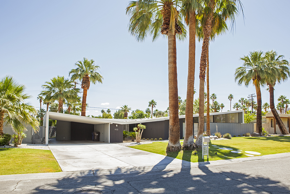 Unit 7 Architecture | Projects - Palm Springs Residence