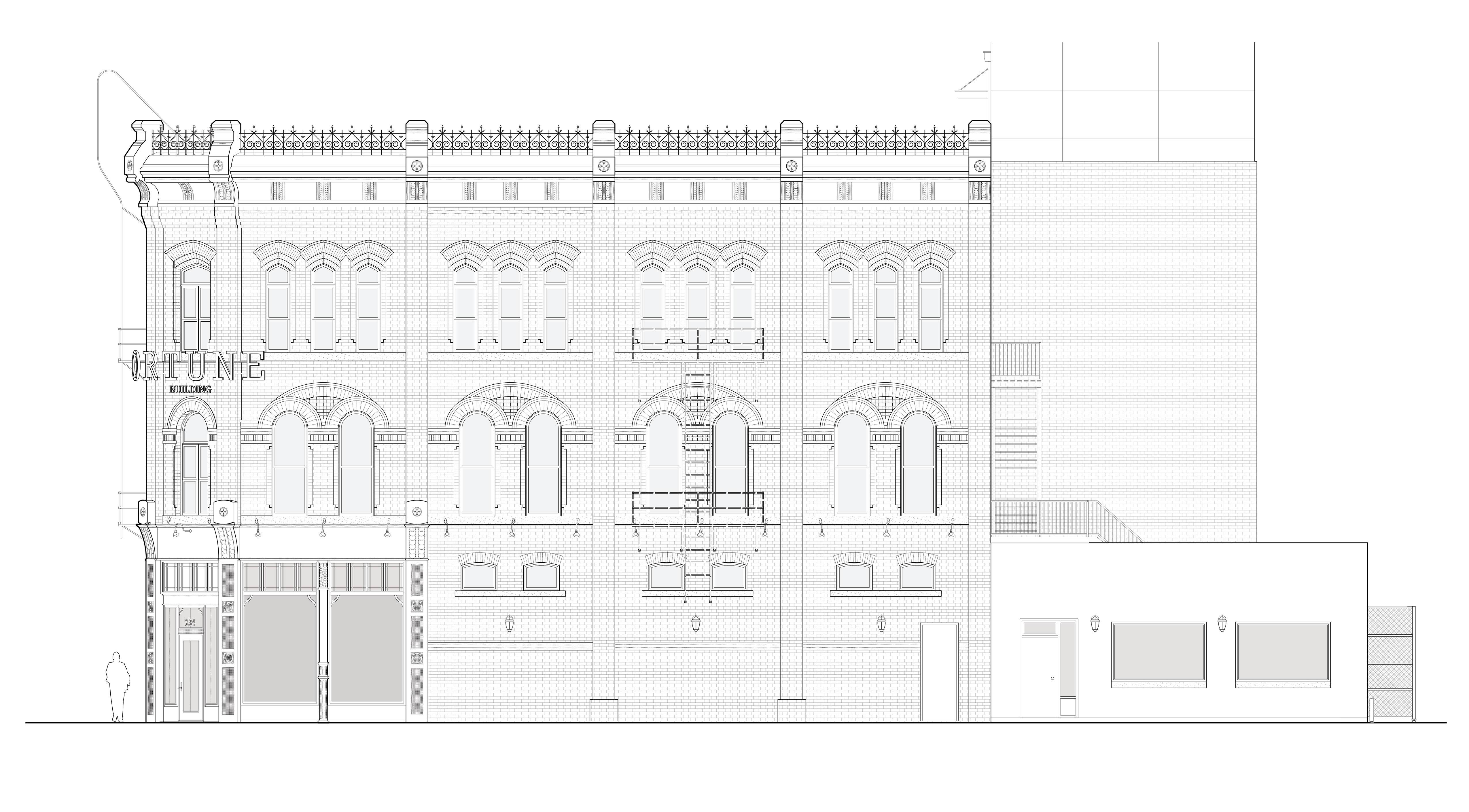 Unit 7 Architecture | Projects - Fortune Building