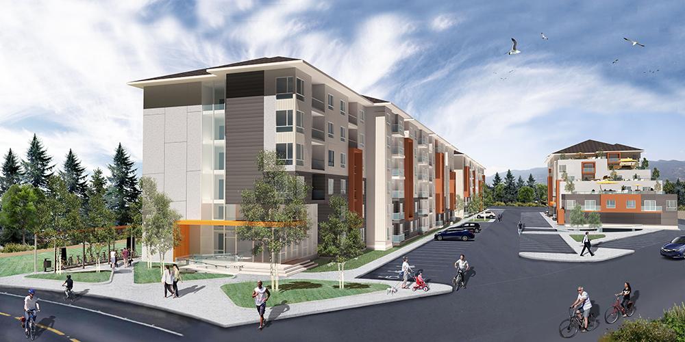 Unit 7 Architecture | Projects - Ironclad - Glen Lake Town Centre