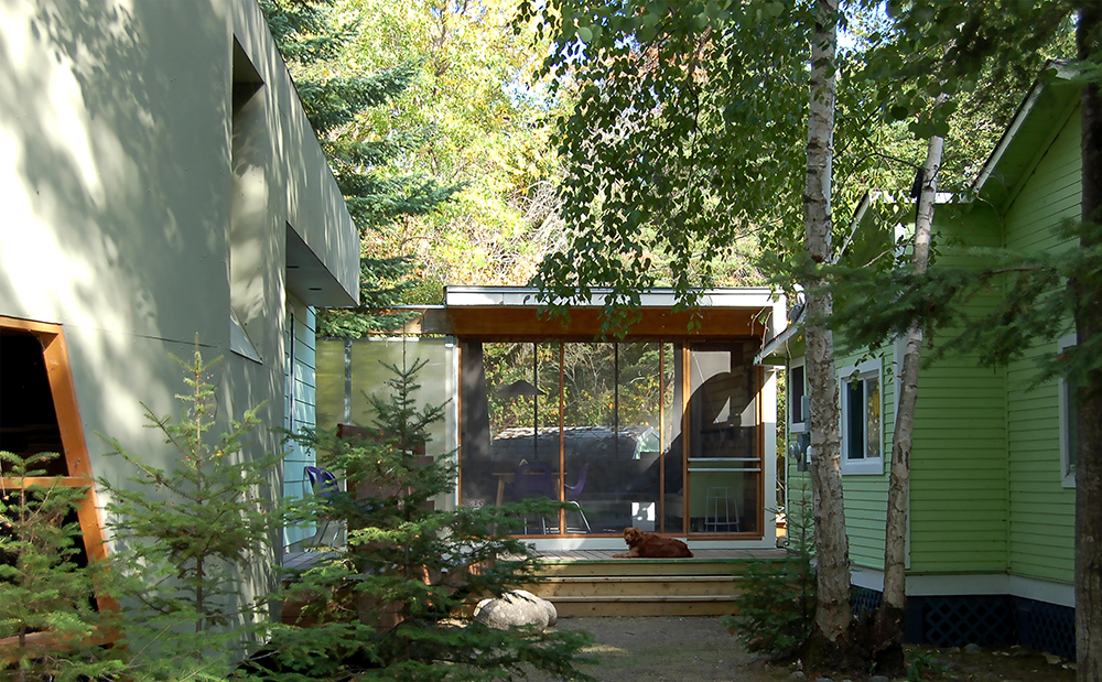 Unit 7 Architecture | Projects - Victoria Beach Cottage S