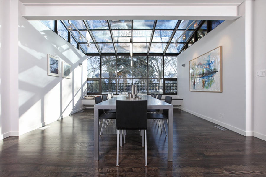 Unit 7 Architecture | Projects - Handsart Residence ZT - DINING ROOM / SOLARIUM