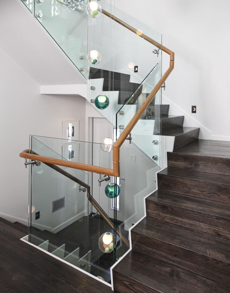 Unit 7 Architecture | Projects - Handsart Residence ZT - CENTRAL STAIR