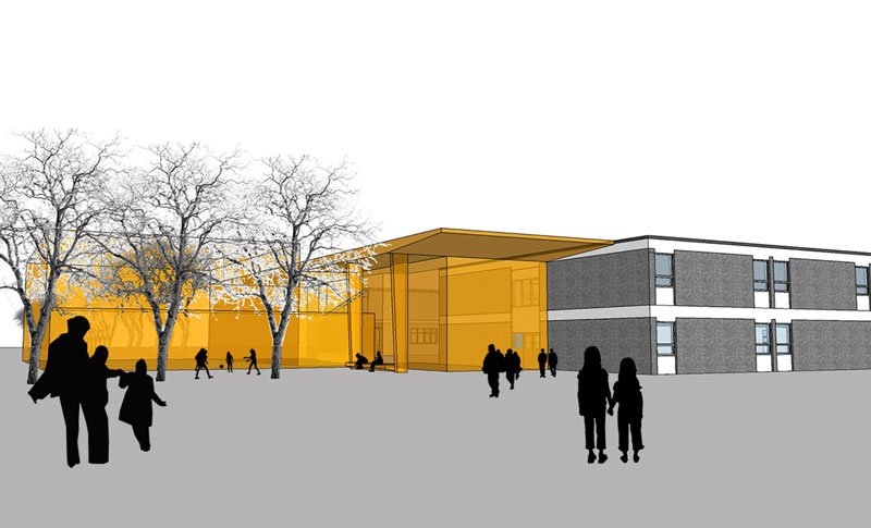 Unit 7 Architecture | Projects - école Bonaventure - DESIGN STUDY